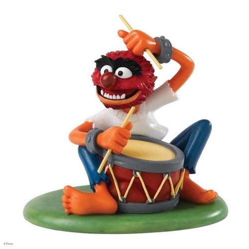Disney Traditions Enesco Beat Drums Beat Drums! Animal Figurine