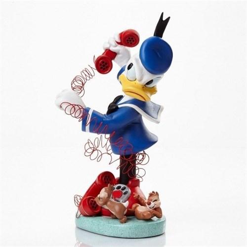 Disney Traditions Enesco Donald Duck Mini Bust