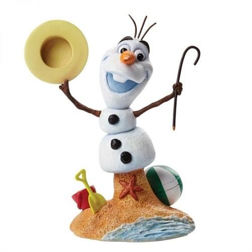 Disney Traditions Enesco Frozen Olaf Mini Bust