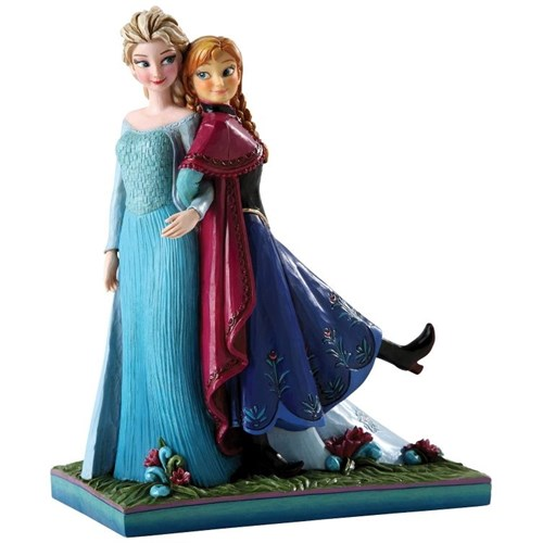 Disney Traditions Enesco Frozen Sisters Forever Figure