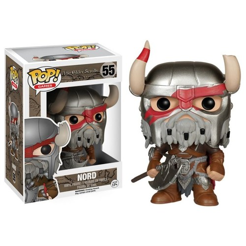 Funko Pop Games Elder Scrolls Nord