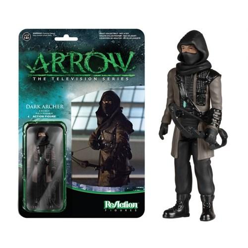 Funko Reaction Arrow Dark Archer