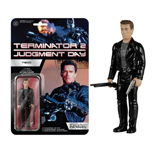 Funko Reaction Terminator 2 Terminator