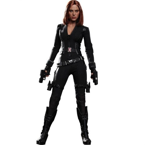 Hot Toys C.A.W.S Black Widow 12 Inch Figure