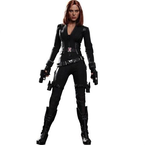 Hot Toys C.A.W.S Black Widow 12 Inch Figure