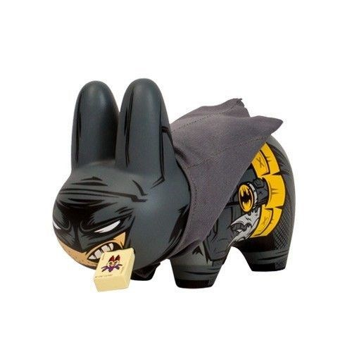 Kidrobot Dc Universe Batman Labbit Medium Size Figure