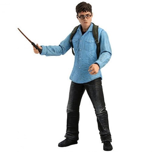 "Neca Harry Potter Series 2 7"" Action Figure Harry Potter"