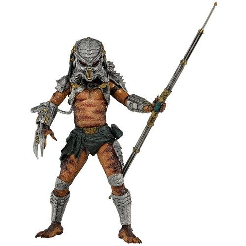 "Neca Predator Series 13 7"" Action Figure Cracked Tusk"