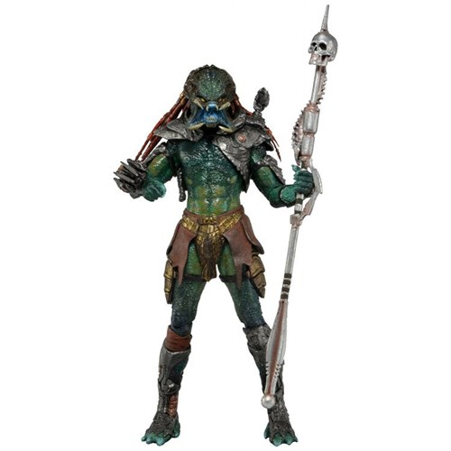 "Neca Predator Series 13 7"" Action Figure Scavage"