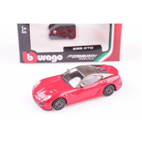 Ferrari 599 G 1/43 Diecast Çek Bırak Model Araç