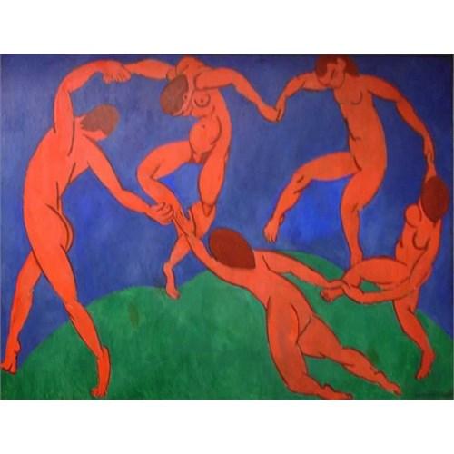 Ricordi Puzzle La Danse -Matisse(1000Parça)