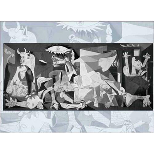Ricordi Puzzle Guernica 1937 - Pablo Picasso (250 Parça)