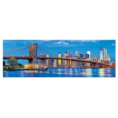 Dino Puzzle Brooklyn Bridge (1000 Parça, Panorama)