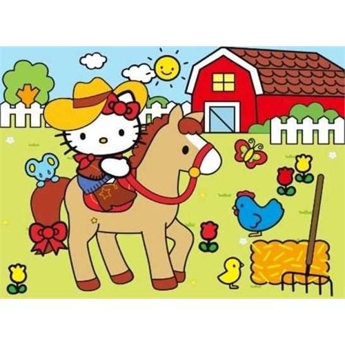 Clementoni Çocuk Country (30 Parça, Maxi)