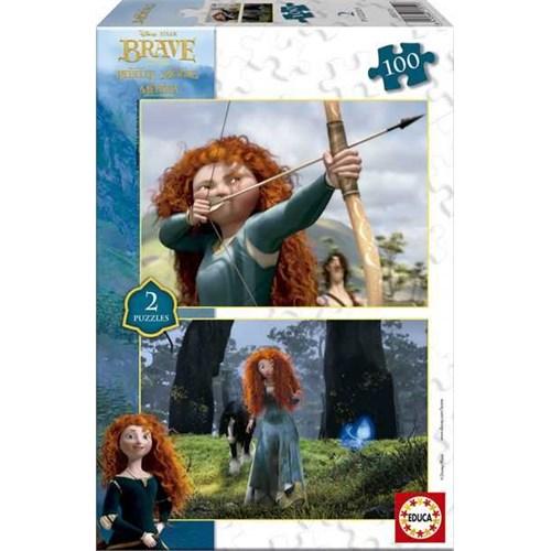Educa Çocuk Brave (2X100 Parça)
