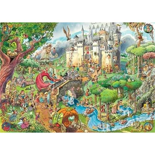 Heye Fairy Tales, Prades (1500 Parça)