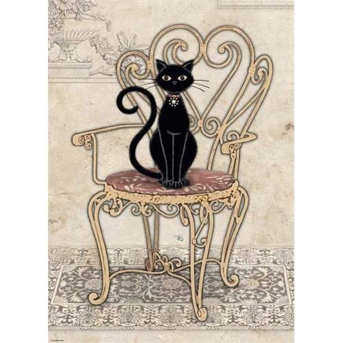 Heye Cats Chair (1000 Parça)