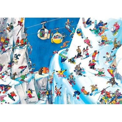 Heye Snowboards - Blachon (1000 Parça)