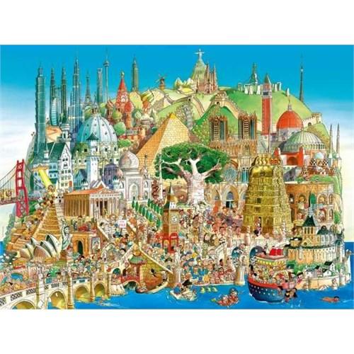 Heye Global City, Prades (1500 Parça)