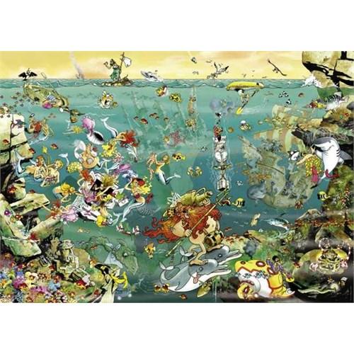 Heye Under Water - Calligaro (1000 Parça)
