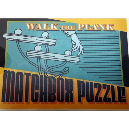 Professor Puzzle Walk The Plank