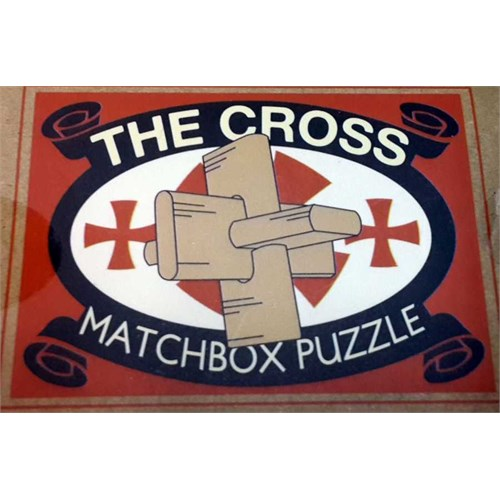 Professor Puzzle The Cross