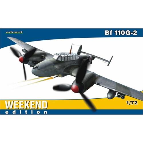 Eduard Bf 110G-2 (1/72 Ölçek)