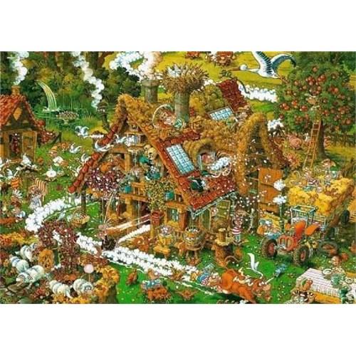 Heye Funny Farm, Ryba (1500 Parça)