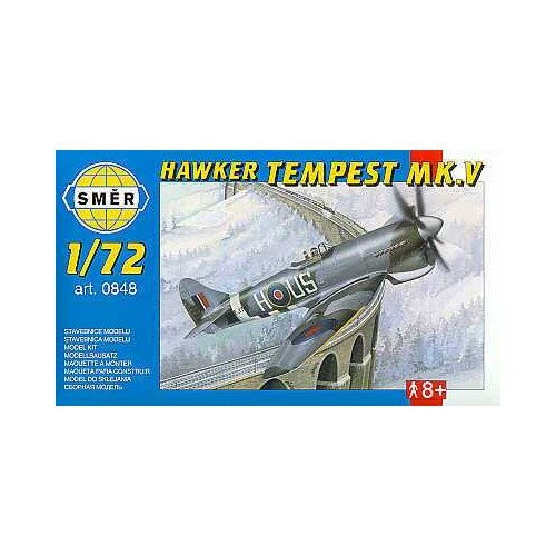 Smer Hawker Tempest Mk.V (Ölçek 1:72)
