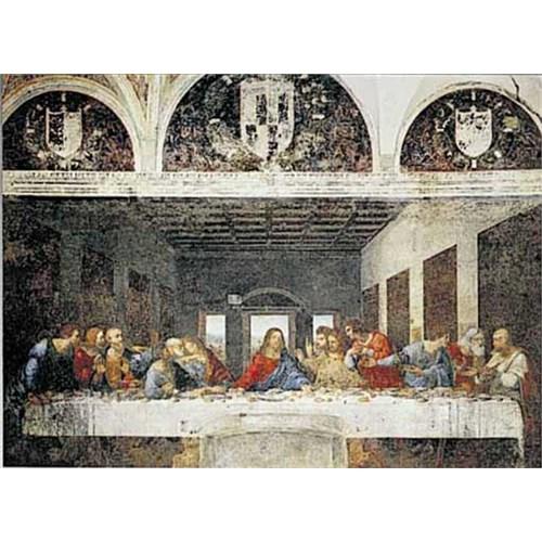 Ricordi Puzzle Ultima Cena - Leonardo Da Vinci (250 Parça)