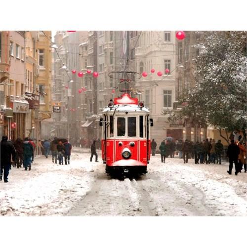 Art Puzzle Beyoğlu, İstanbul (1000 Parça)