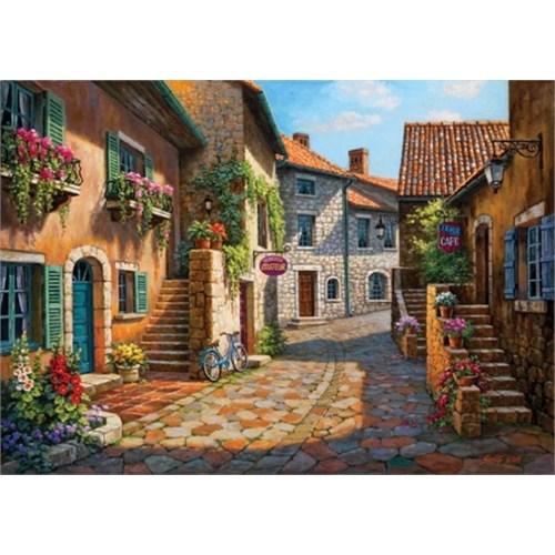 Art Puzzle Rue De Village (1500 Parça)