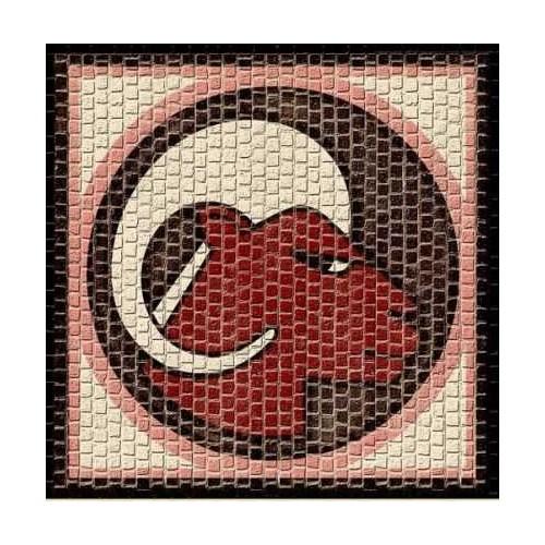 Domenech Mozaik Burçlar Serisi - Koç