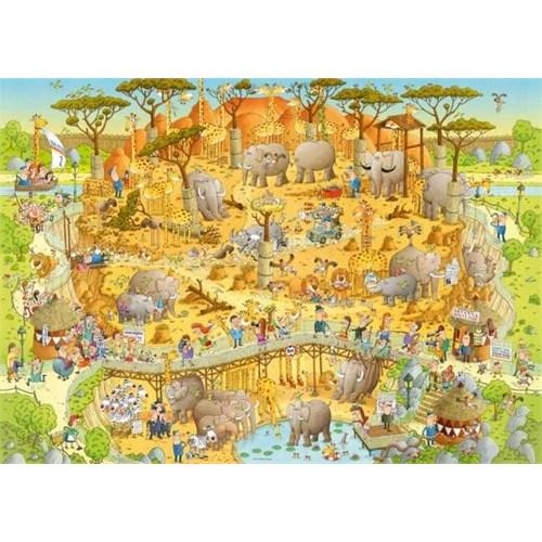 Heye African Habitat (1000 Parça)