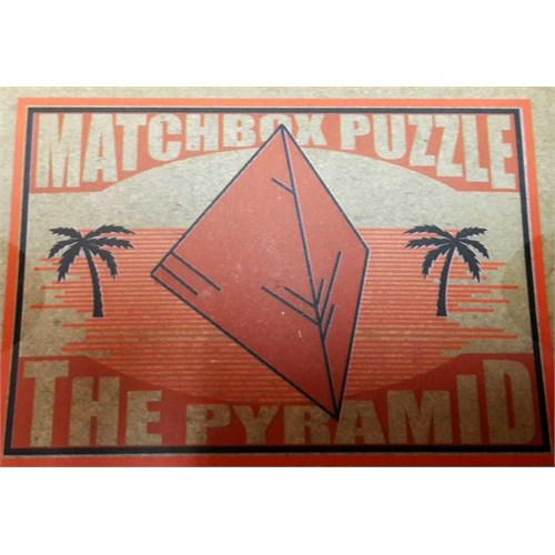 Professor Puzzle The Pyramid