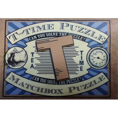 Professor Puzzle T- Time Puzzle
