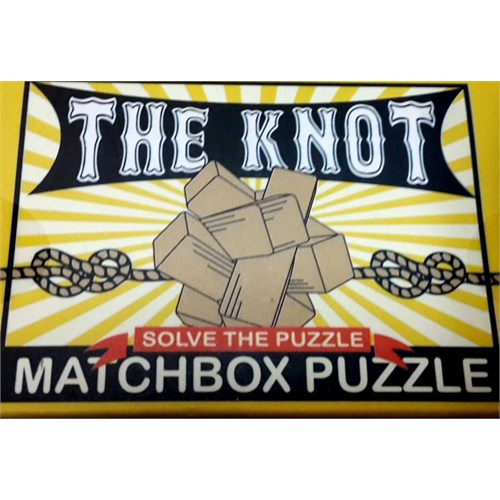 Professor Puzzle The Knot