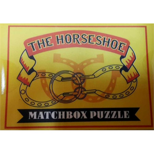 Professor Puzzle The Horseshoe
