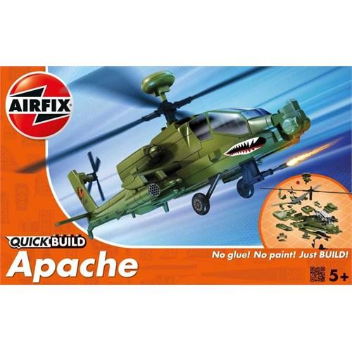 Airfix Quıck Helikopter Apache