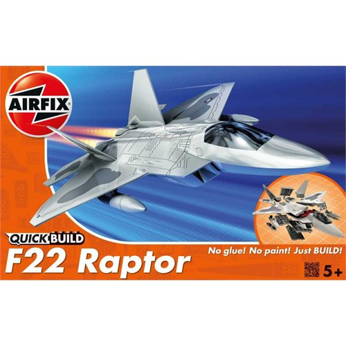 Airfix Quıck Uçak F22
