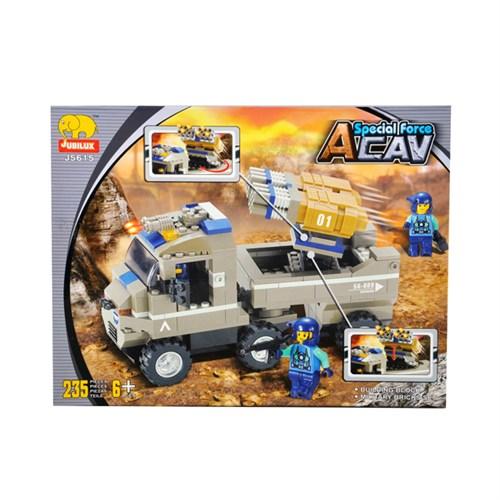 Füzeatar Kamyon Lego Seti