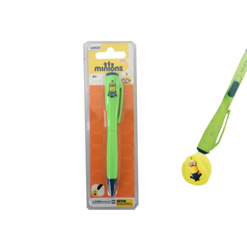 Sd Toys Minions: Kevin Pen With Light Minyonlar Işıklı Kalem
