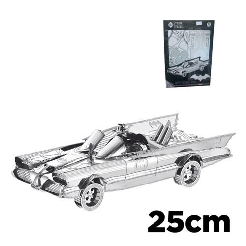 Sd Toys Dc Universe: 3D Metal Model Kit 1966 Batmobile 25 Cm