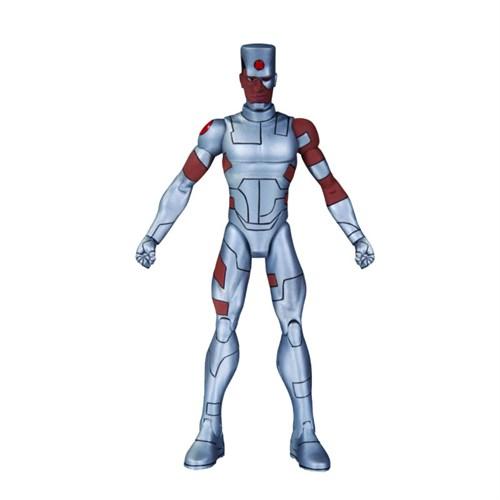 Dc Comics Designer Series Cyborg Action Figure