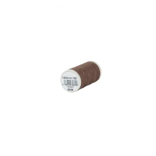 Coats Duet 100 Metre Kahverengi Dikiş İpliği - 8056