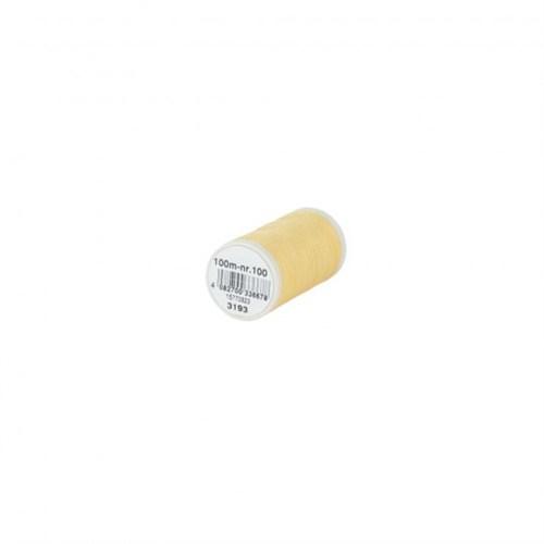 Coats Duet 100 Metre Sarı Dikiş İpliği - 3193