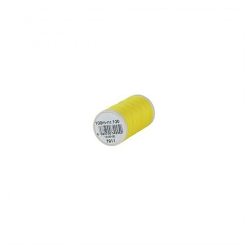 Coats Duet 100 Metre Sarı Dikiş İpliği - 7911