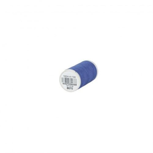Coats Duet 100 Metre Mavi Dikiş İpliği - 8670