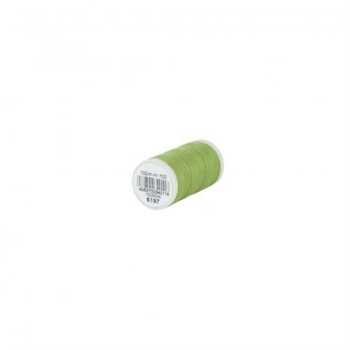 Coats Duet 100 Metre Yeşil Dikiş İpliği - 6197