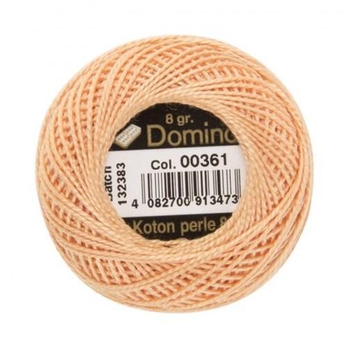 Coats Domino 8Gr Turuncu No: 8 Nakış İpliği - 00361